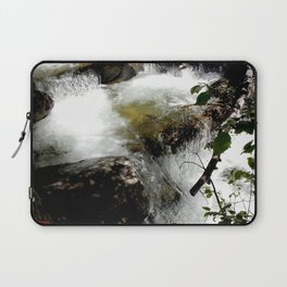 Cascades on Fall Creek in the Weminuche Wilderness, No. 2 of 2 Laptop Sleeve
