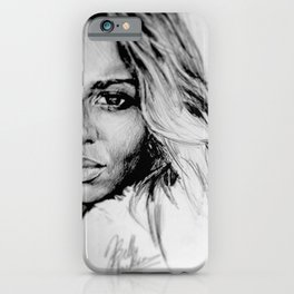 Ciara iPhone Case