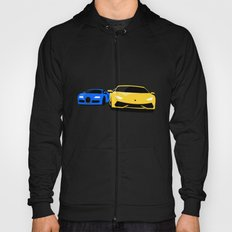Lamborghini & Bugatti Hoody