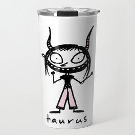 taurus. uh! Travel Mug