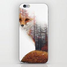 Misty Fox iPhone Skin