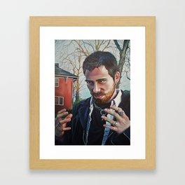 """""""Trapped"""" Framed Art Print"""