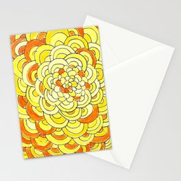 Cempasúchil Stationery Cards