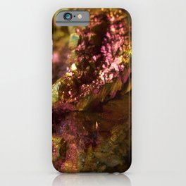 Dragon's maw stone iPhone Case