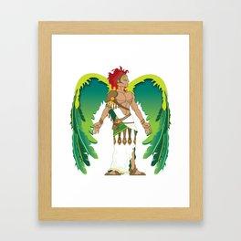 St. Raphael Framed Art Print
