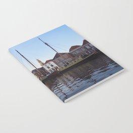 Haarlem, the Netherlands Notebook
