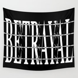 Betrayal Wall Tapestry