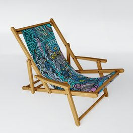 THE AFTERPARTY Sling Chair