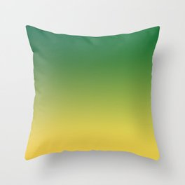 HIGH TIDE - Minimal Plain Soft Mood Color Blend Prints Throw Pillow