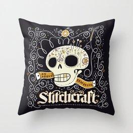 Stitchcraft Throw Pillow