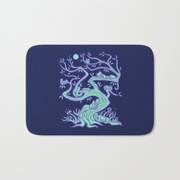 All the Creatures of the Forest Bath Mat