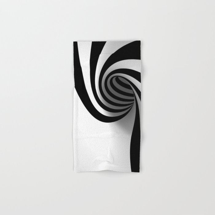 Spiral Hand & Bath Towel