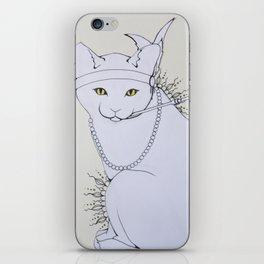 Rad Cat iPhone Skin