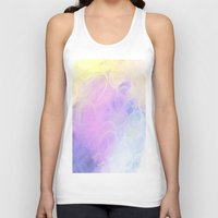 jellyfish Tank Tops featuring Jellyfish by Paul Kimble