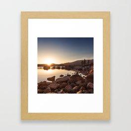 Lake Tahoe 3 Framed Art Print