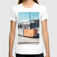 budapest T-shirts featuring Budapest by Johnny Frazer