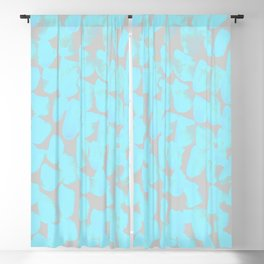 Abstract  Pattern 78 Blackout Curtain