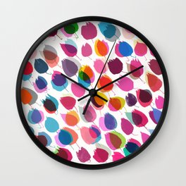 lanterns 3 Wall Clock