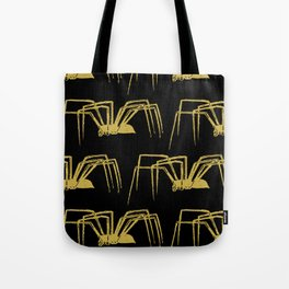 Spiders Tote Bag