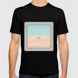 Chicago Sunroof, Don't Look Up T-shirt