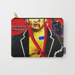 Recognize My Voice? Carry-All Pouch