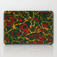 rasta iPad Cases featuring Rasta Time... by Cherie DeBevoise
