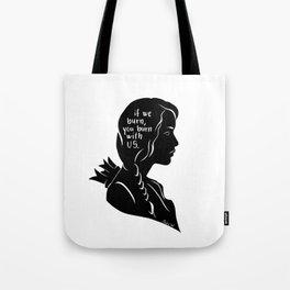Katniss Everdeen Tote Bag