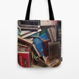 matchbook collection Tote Bag