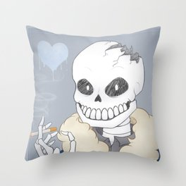You Act Like You've Seen A Ghost Throw Pillow