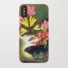 Butterfly Slim Case iPhone X