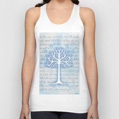 Tree of Gondor Unisex Tank Top