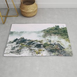 Steaming Earth Rug