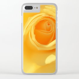 My photos. Series roses. Clear iPhone Case