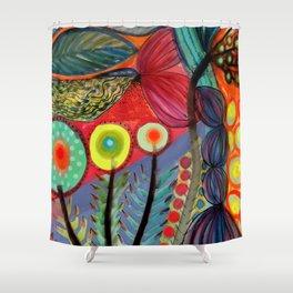 fascination Shower Curtain
