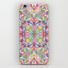 Kaleidoscope I iPhone Skin