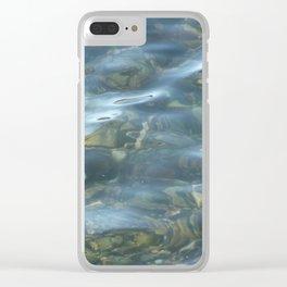 Tefnut - Water Goddess Clear iPhone Case