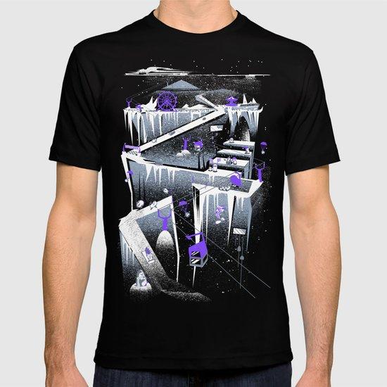 Penguins (flat, palette swap) T-shirt