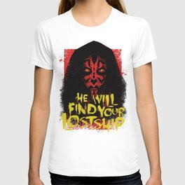 He Will Find Your Lost Ship T-shirt