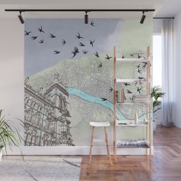 The redemption of memory Wall Mural