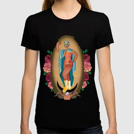 Lucha Guadalupe T-shirt