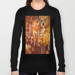 Birch Bark Volcano Long Sleeve T-shirt