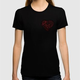 Robotic Heart T-shirt