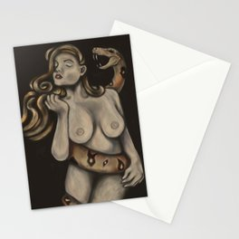 Constriction Stationery Cards