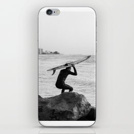 Surfer iPhone Skin