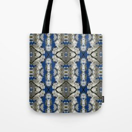 Blossom Veil Tote Bag