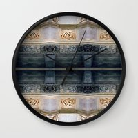 roman Wall Clocks featuring roman art by EnglishRose23