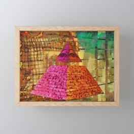 Illuminati Framed Mini Art Print