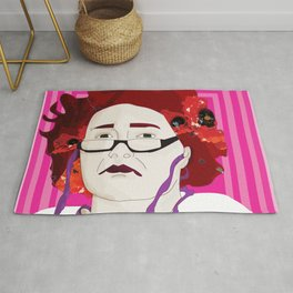 My Power Is No Illusion Rug