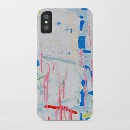 Summer Bay iPhone Case