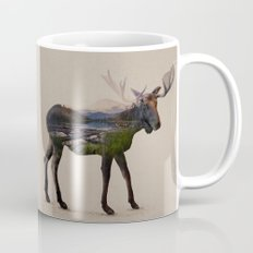 The Alaskan Bull Moose Mug